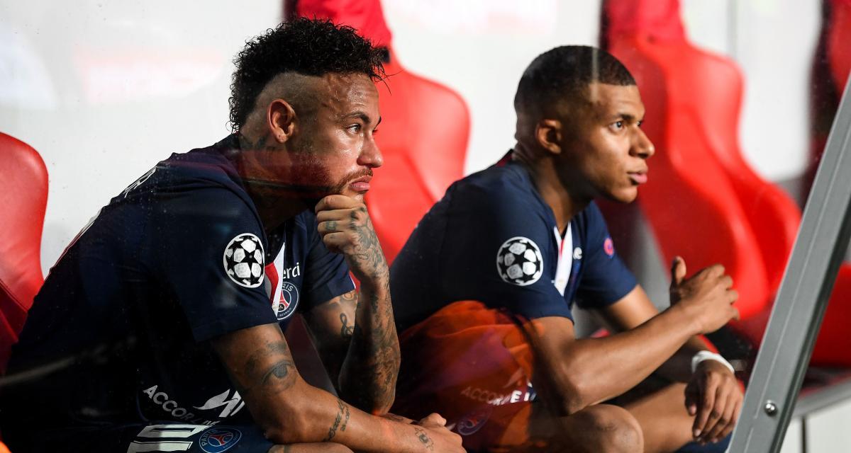 RC Lens – PSG (1-0): sans Neymar, Mbappé et Di Maria, Paris est presque toujours tragique