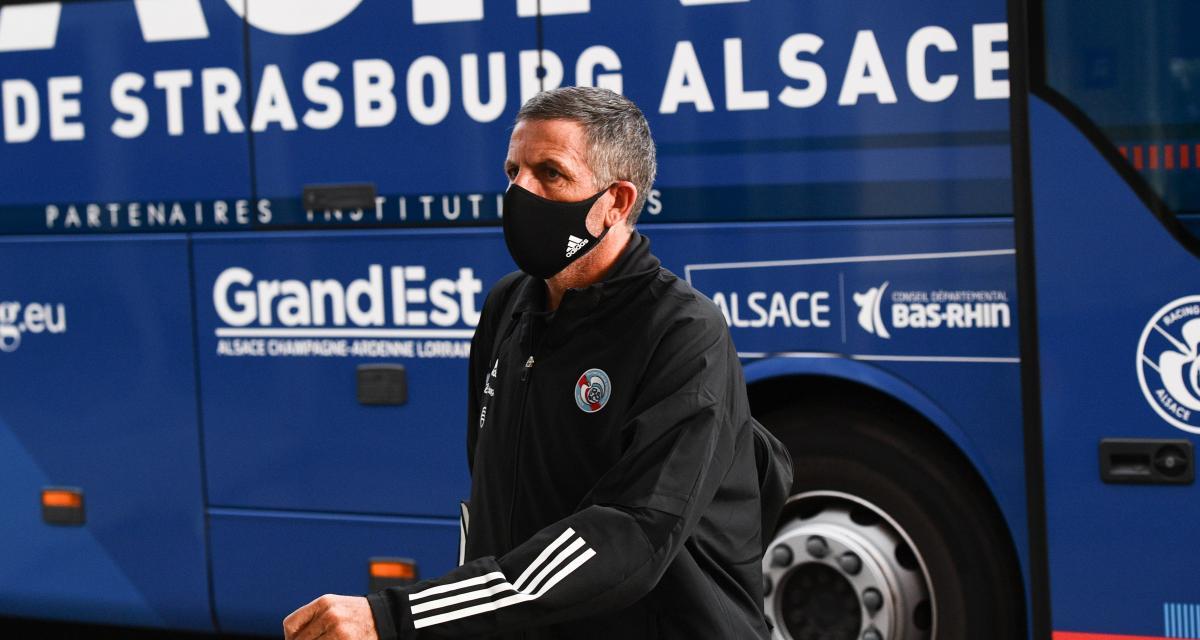 RC Strasbourg, ASSE : Thierry Laurey envie un gros atout des Verts
