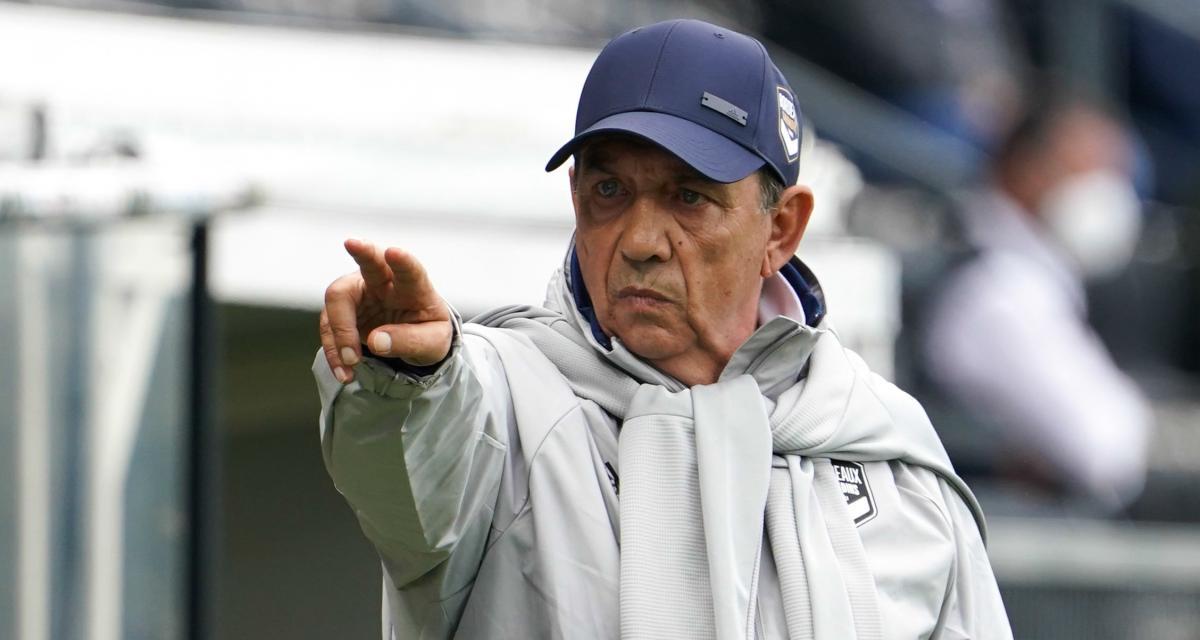 Girondins - Mercato : Gasset ouvre la porte à Ben Arfa !
