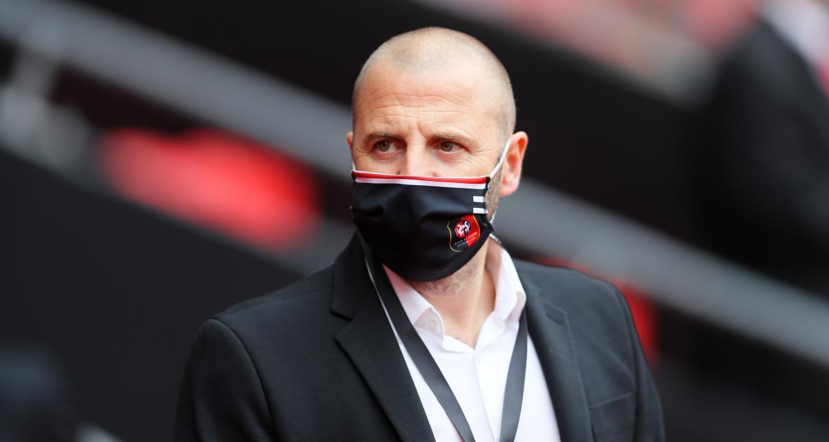 Stade Rennais - Mercato : Florian Maurice a tenté un ex-taulier du LOSC et croit toujours en Godin