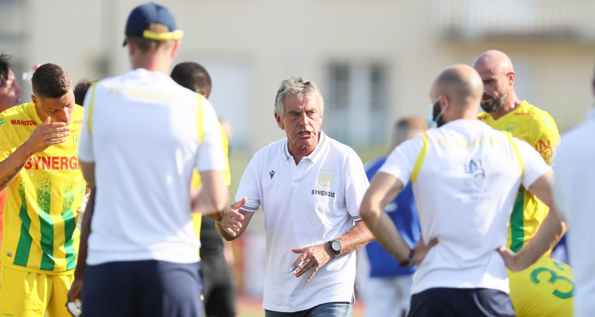 FC Nantes - Mercato : Christian Gourcuff lève le voile sur son futur