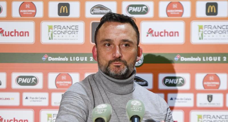 RC Lens : Lorient, les absents, sa stratégie... Haise se confie