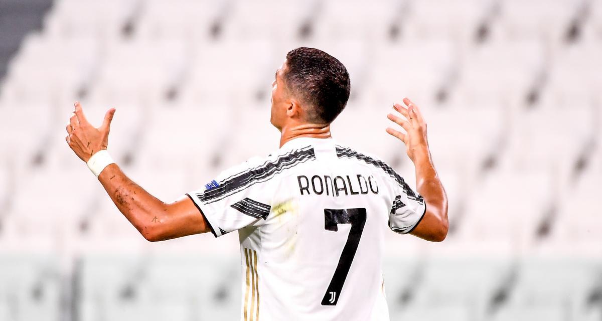 Juventus : Cristiano Ronaldo et l'OL plombent la Vieille Dame