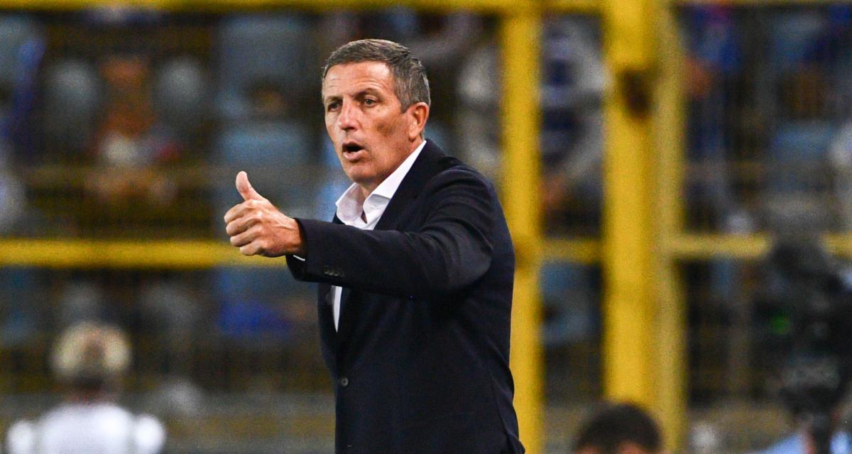 ASSE - RC Strasbourg (2-0) : Laurey positive malgré la défaite