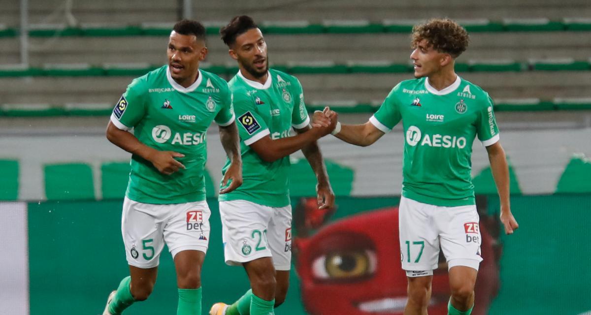 ASSE – RC Strasbourg (2-0) : les notes des Verts