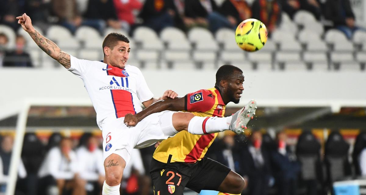 RC Lens – Mercato : Ganago a tapé dans l'œil de Ménès malgré la « purge » face au PSG