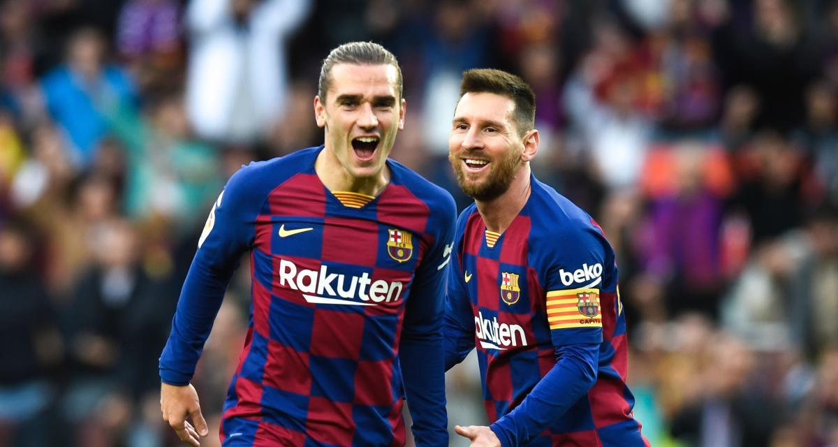 FC Barcelone : un pas capital de Lionel Messi vers une complicité avec Griezmann
