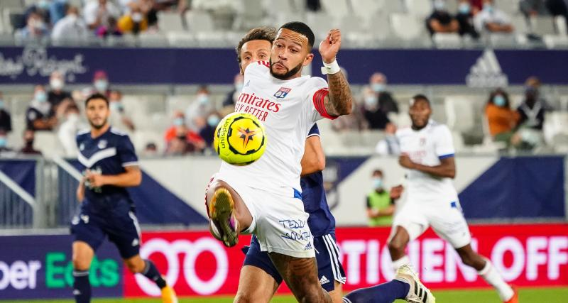 OL : Ménès a vu des attaquants « pathétiques » lors du nul contre les Girondins (0-0)