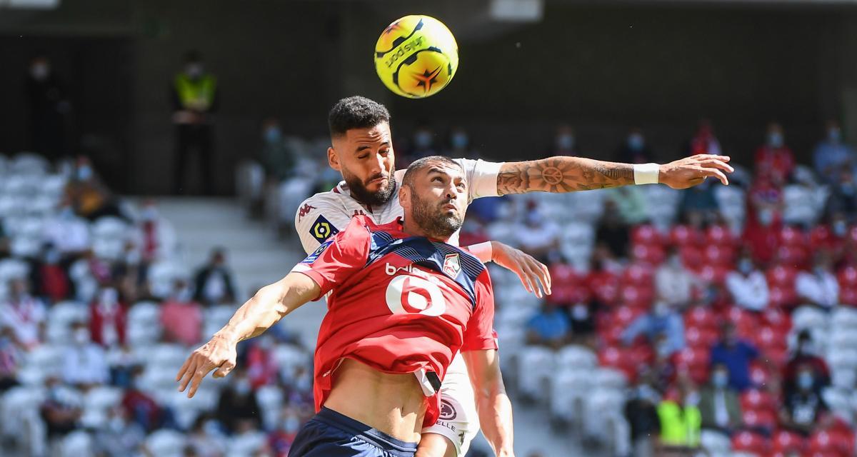 Résultat Ligue 1 : le LOSC ne trouve pas l'ouverture face au FC Metz (0-0, mi-temps)