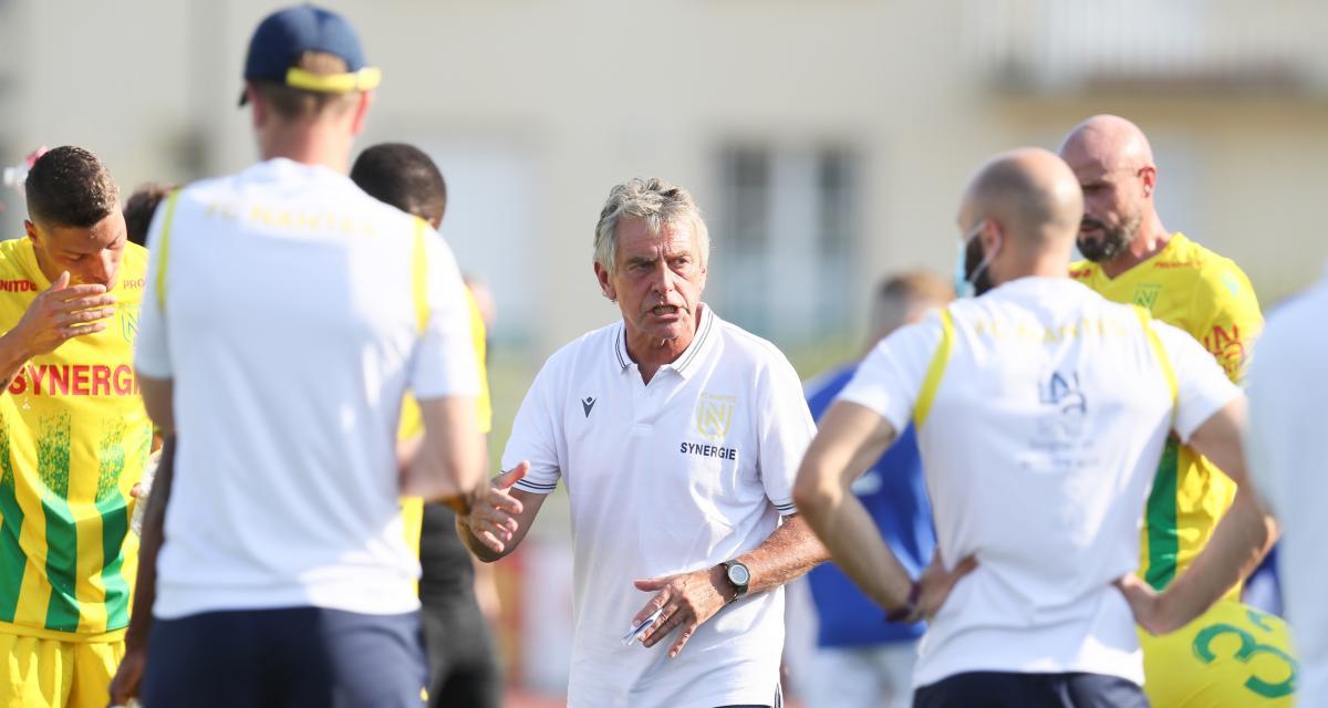 Ligue 1 : AS Monaco - FC Nantes, les compositions d'équipe