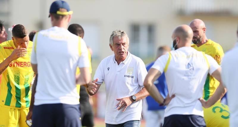 Résultat Ligue 1 : le FC Nantes mené à la pause à Monaco (0-1)
