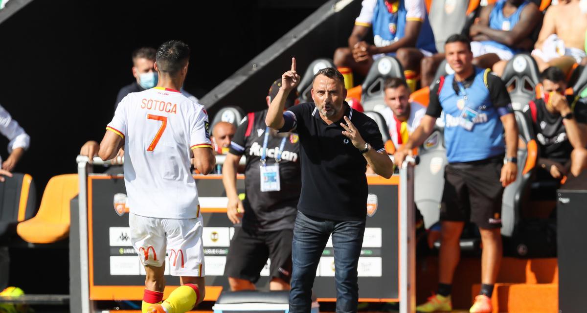 Lorient - RC Lens : Badé, Medina, la victoire... Haise s'exprime sur ses Sang et Or