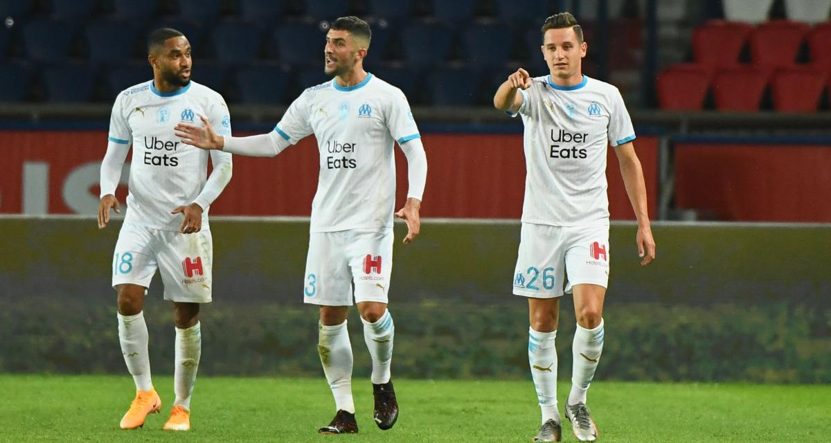 Résultat Ligue 1 : l'OM s'offre le Clasico face au PSG (1-0) !