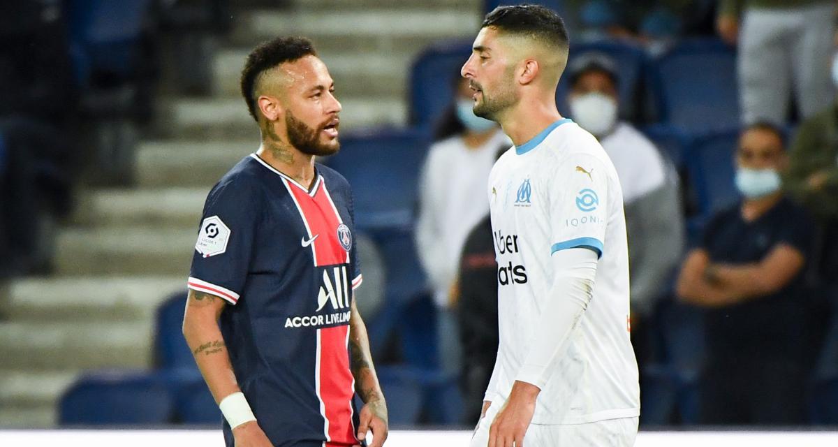 PSG - OM (0-1) : Ben Arfa défend Gonzalez, Neymar balance encore !