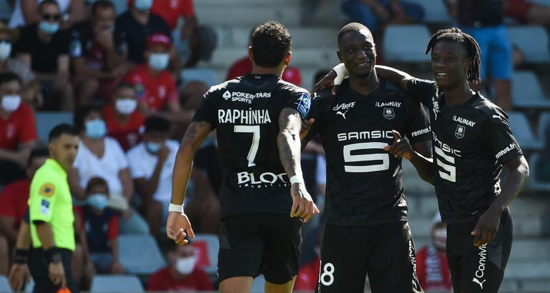 Stade Rennais: Guirassy, l'effectif... Ménès s'enflamme après la démonstration à Nîmes (4-2)