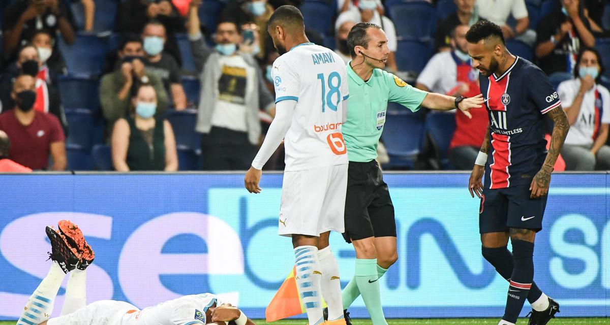 PSG – OM (0-1) : Un communiqué pour défendre Neymar