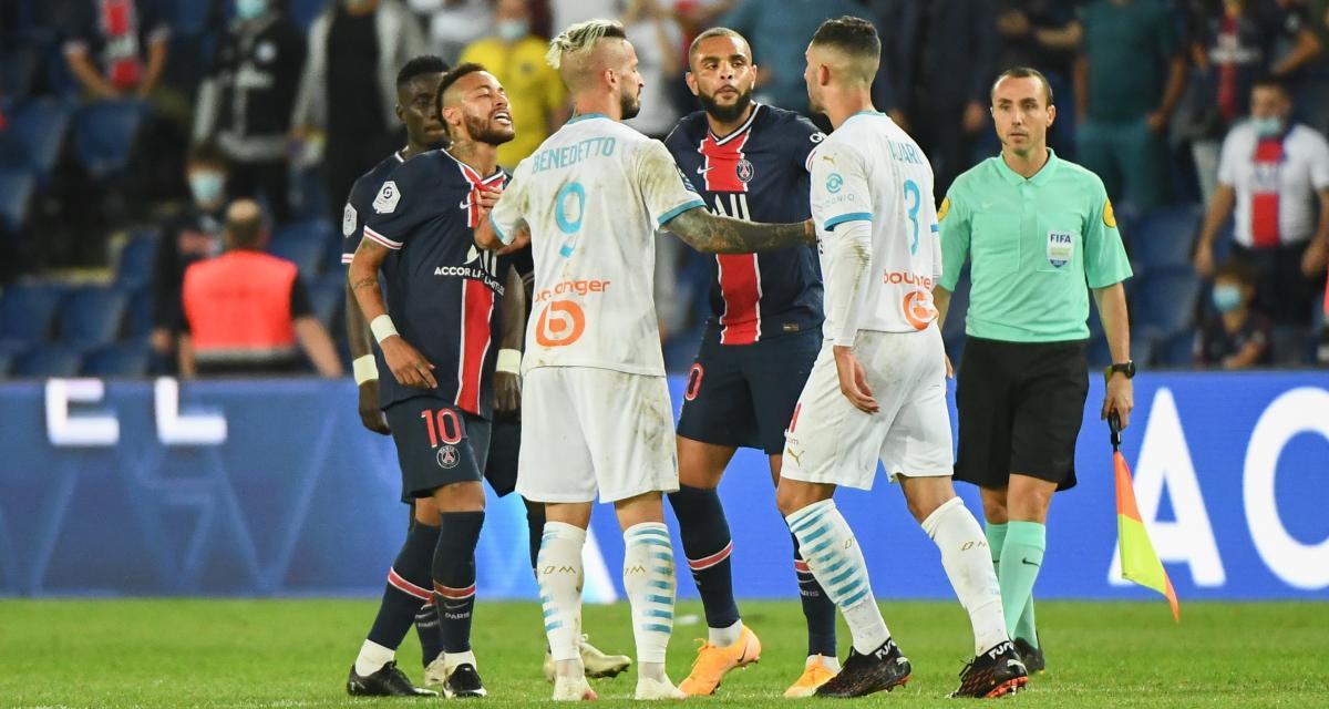 PSG - OM (0-1) : les mots d'Alvaro Gonzalez à Neymar enfin dévoilés !