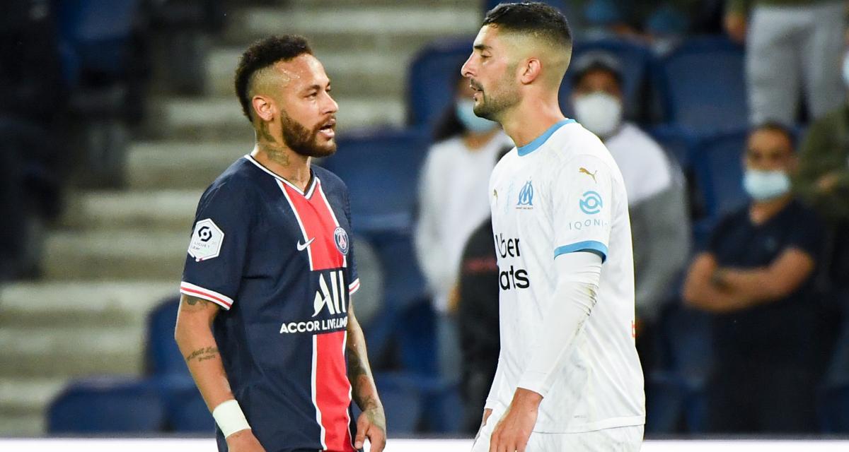 PSG - OM (0-1) : le Qatar tient une bombe sur la brouille Neymar - Gonzalez !