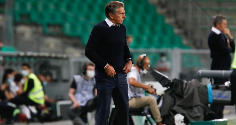 OM - ASSE : Claude Puel veut frapper très fort à Marseille
