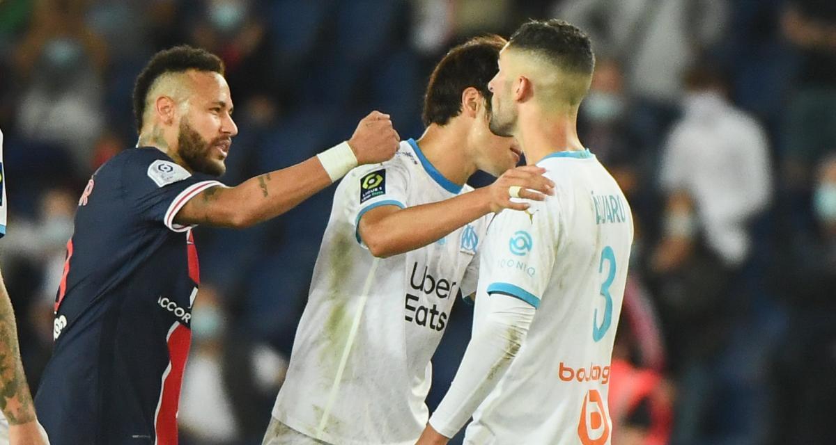 Les infos du jour : Alvaro (OM) - Neymar (PSG), suite et pas fin, le FC Nantes piste Gulbrandsen