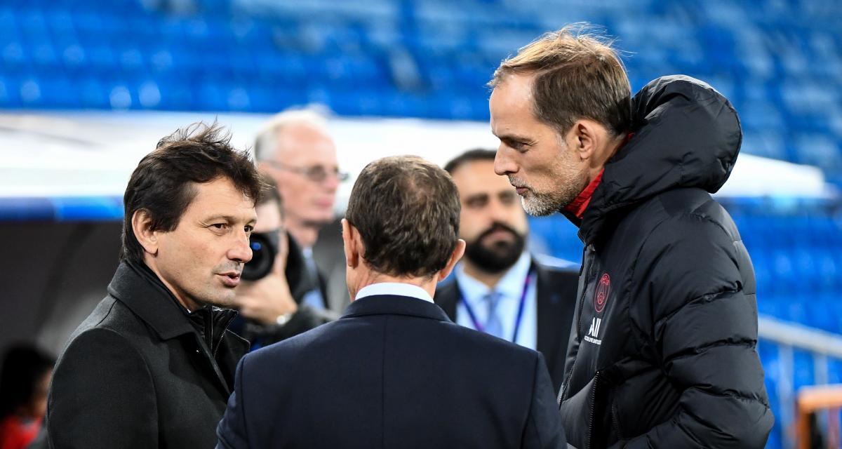 PSG - Mercato : une nouvelle ligne de fracture apparaît entre Leonardo et Tuchel