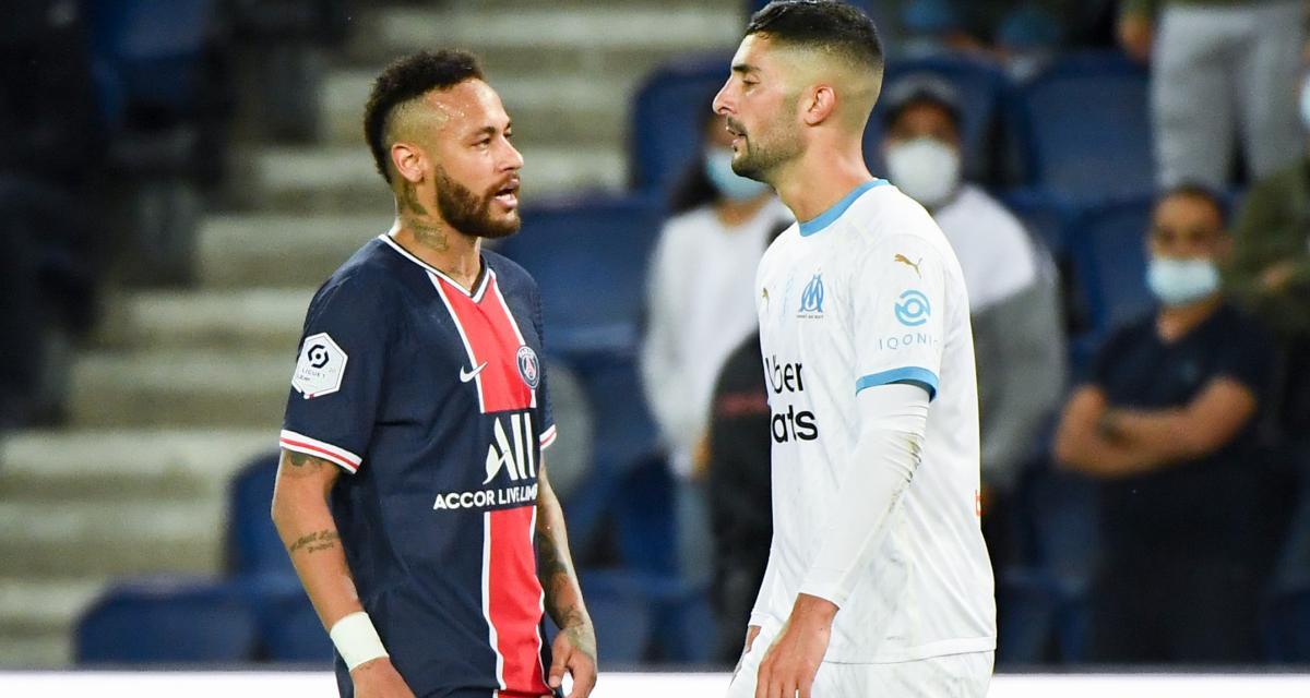PSG - OM (0-1) : le dossier Neymar - Gonzalez classé sans suite ?