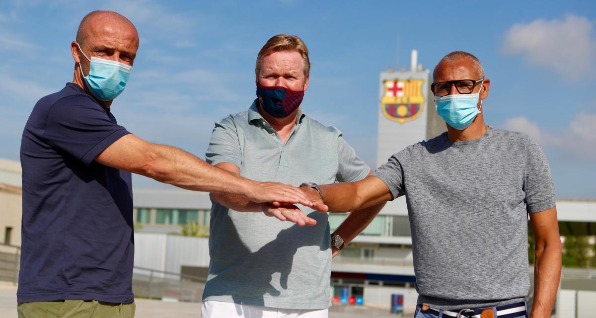 FC Barcelone - Mercato : Depay, Messi... les vérités cinglantes de Koeman