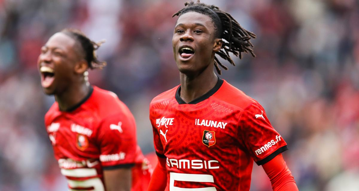 Stade Rennais : Camavinga met en lumière une faille qui plombe le FC Nantes