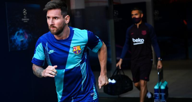 FC Barcelone - Mercato : Messi a encore attiré une recrue au Barça