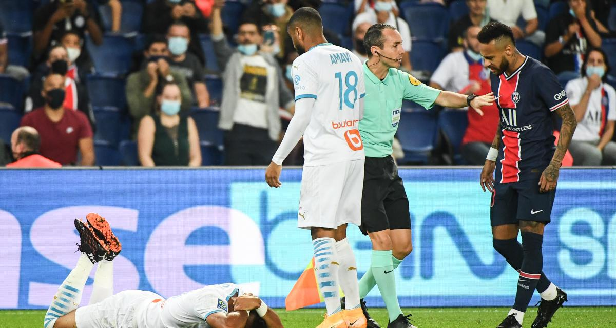 PSG - OM (0-1) : Rothen donne le nombre de matches de suspension de Neymar