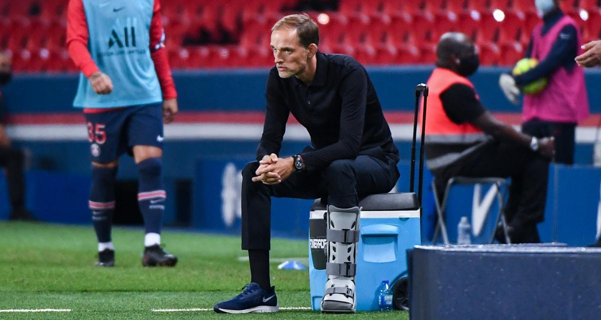 PSG - FC Metz (1-0) : Leonardo convaincu que Tuchel n'est plus l'homme de la situation ?