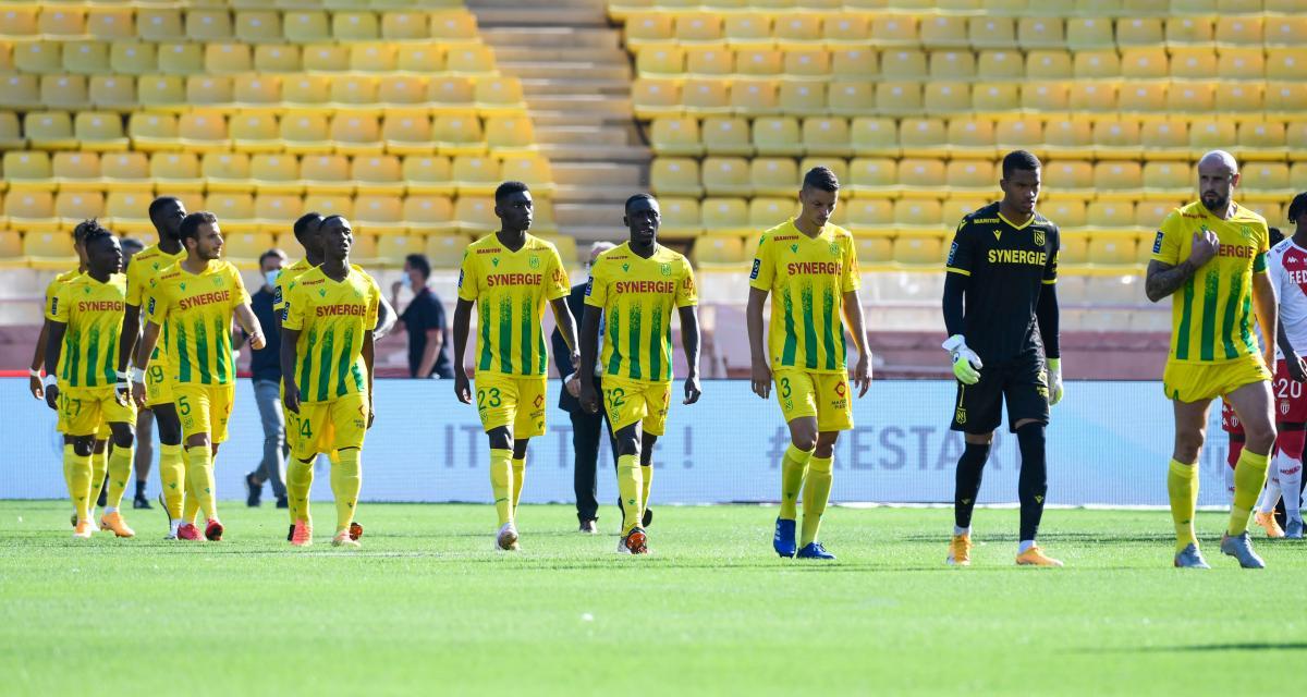 FC Nantes : un nouveau cas de Covid-19, tout le groupe contrôlé