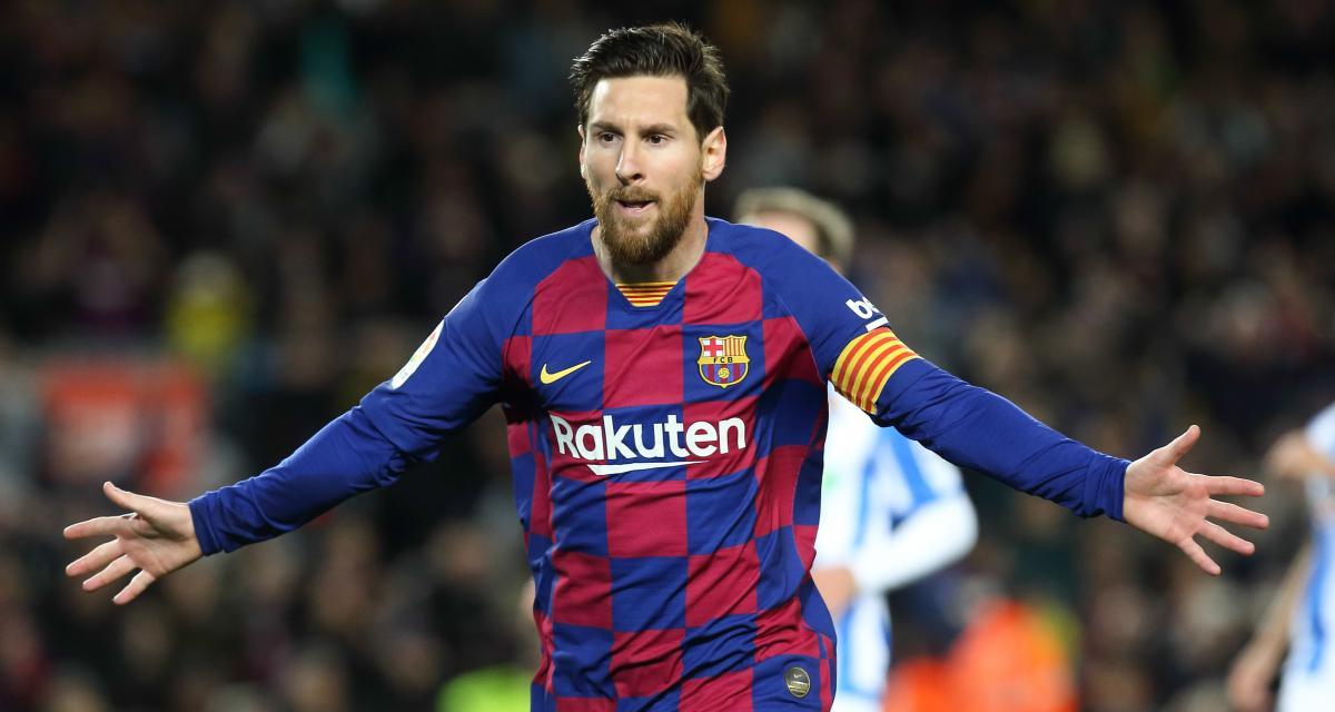 FC Barcelone : Lionel Messi célèbre un anniversaire grandiose