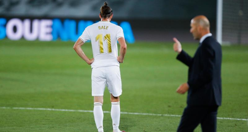 Real Madrid - Mercato : deux joueurs s'écharpent autour du départ de Bale !