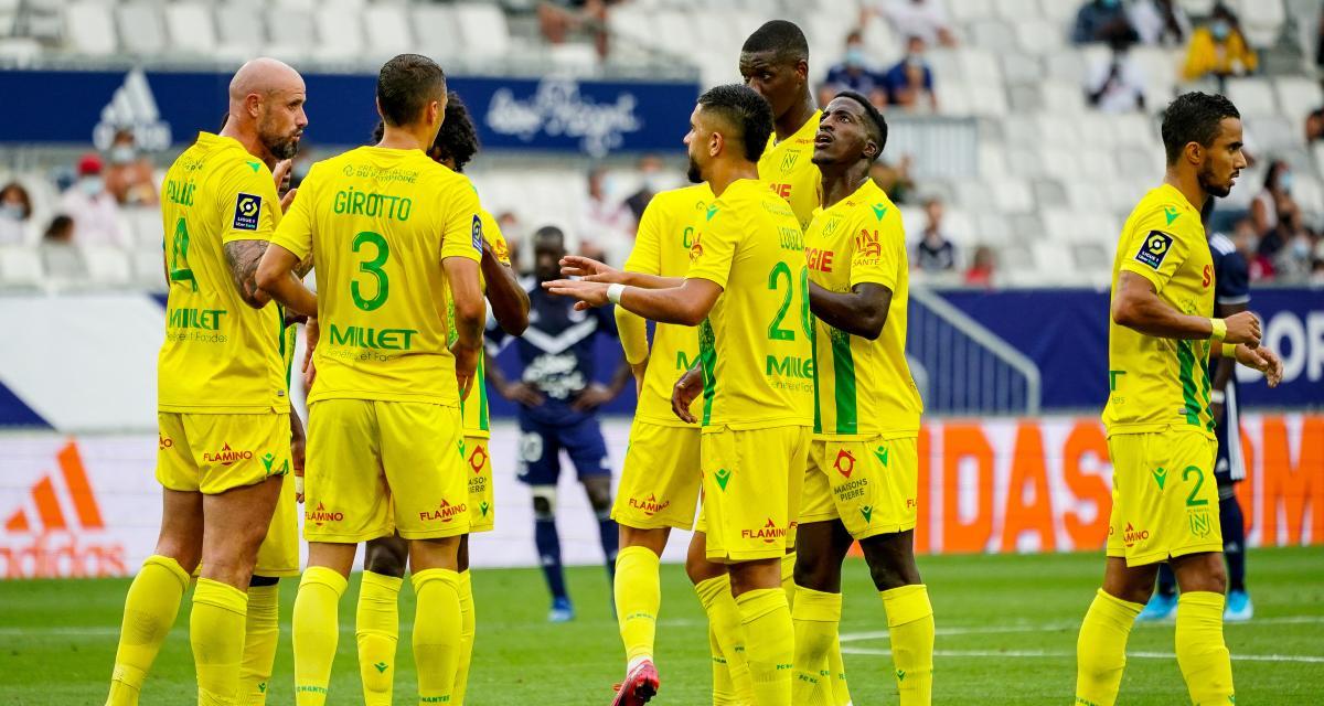FC Nantes, OL - Mercato : Juninho a ciblé le remplaçant d'Aouar chez les Canaris !