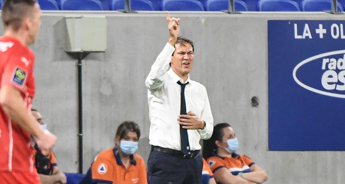 OL – Nîmes (0-0) : Garcia regrette le manque de réalisme et glisse une pique sur l'arbitrage