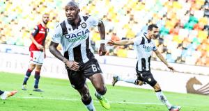 RC Lens - Girondins : Seko Fofana pas encore bon pour le service ?