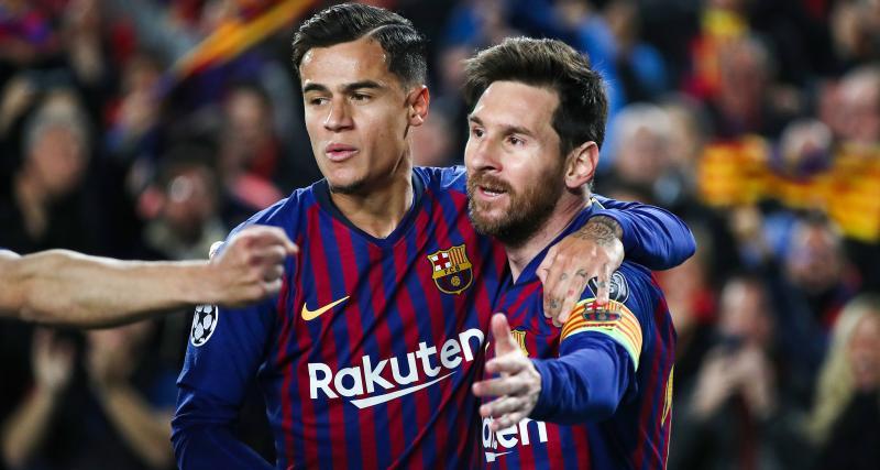FC Barcelone : Coutinho s'est mis Koeman et Messi dans la poche !