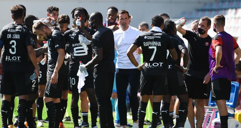 Ligue 1: Stade Rennais – AS Monaco, les compos sont tombées