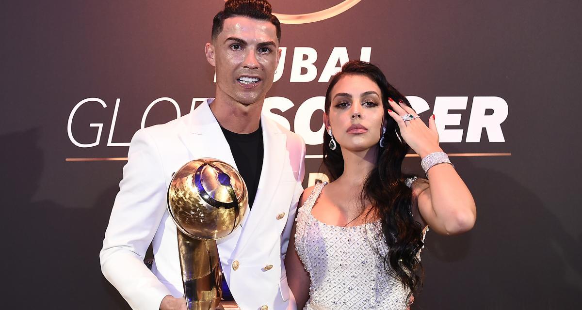 Juventus: Cristiano Ronaldo a battu un record pour ses fiançailles avec Georgina Rodriguez