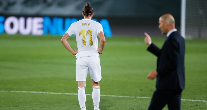 Real Madrid - Mercato : Zidane souhaite bon vent à Bale