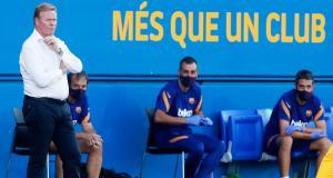 FC Barcelone – Mercato: Koeman prend une décision radicale avec un autre chouchou de Messi