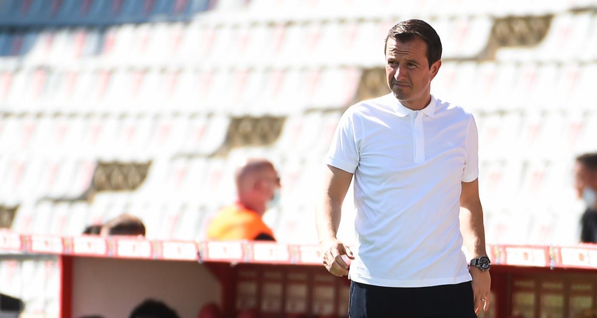 Stade Rennais – AS Monaco: Julien Stéphan opposé à l'un de ses grands regrets de coach