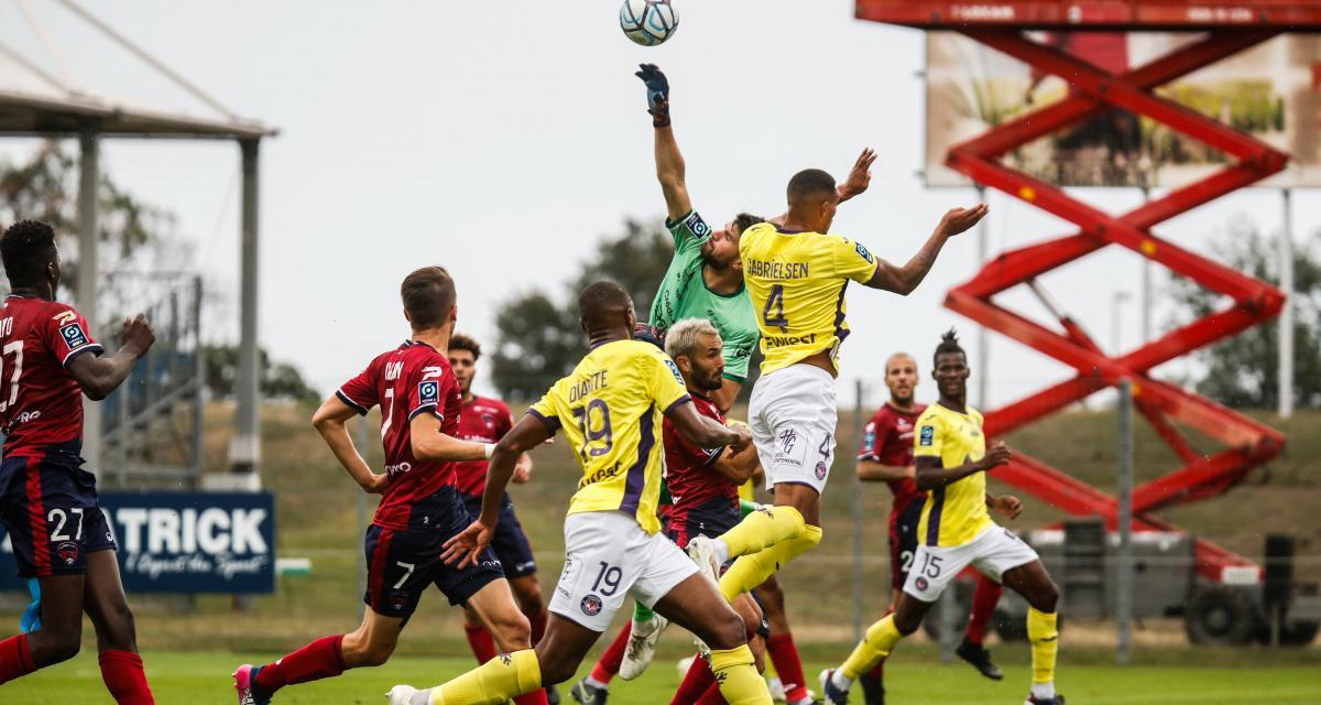Résultat L2: Clermont Foot 1 - 1 Toulouse FC, les Pitchounes ne décollent pas