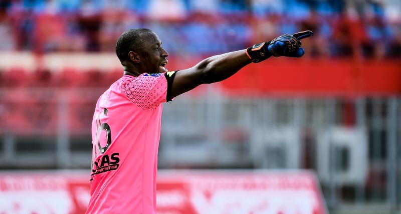 Stade Rennais – Mercato: Dijon fixe un prix dissuasif pour Alfred Gomis