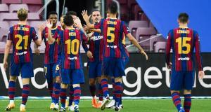 Résultat: le FC Barcelone remporte le trophée Gamper face à Elche (1-0)