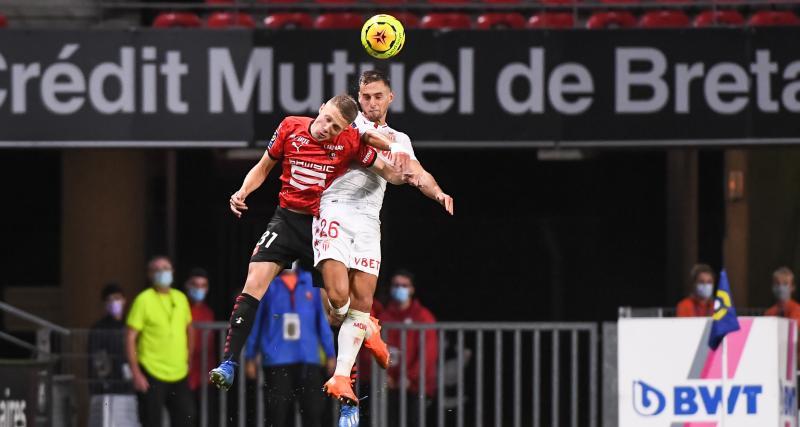 Résultat Ligue 1: le Stade Rennais renverse l'AS Monaco et prend la tête (2-1)!