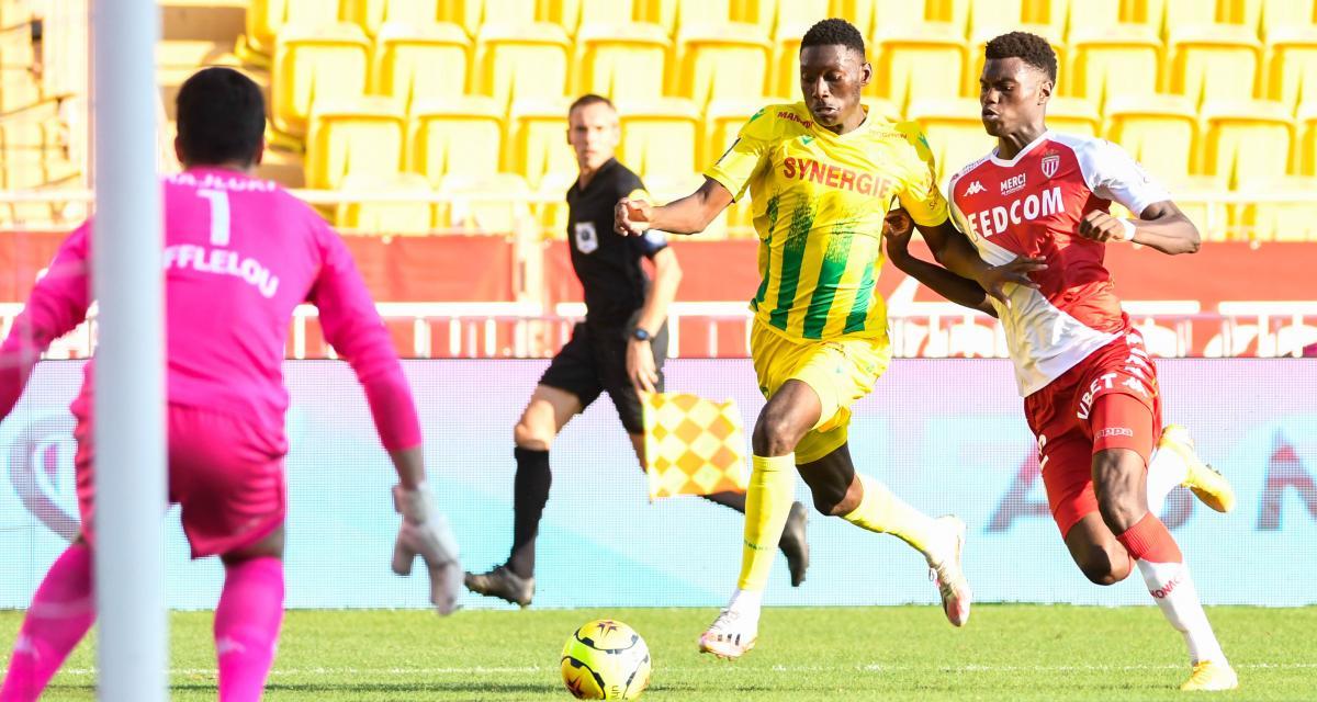 FC Nantes - Mercato : Kolo Muani est déjà destiné à une grande équipe !