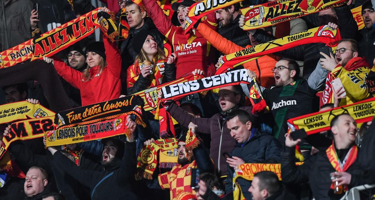 RC Lens - Girondins (2-1) : un chambrage des supporters lensois déplacé ?