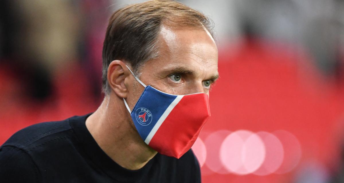 Résultat Ligue 1 : OGC Nice 0 - 2 PSG (mi-temps)